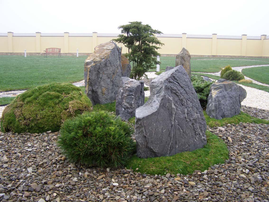 альпінарій у саду