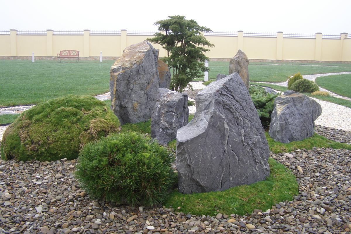 японський сад у ландшафтному дизайні