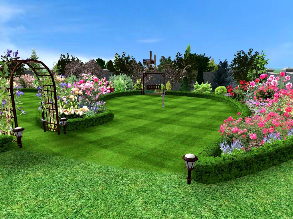 підготування саду 3D